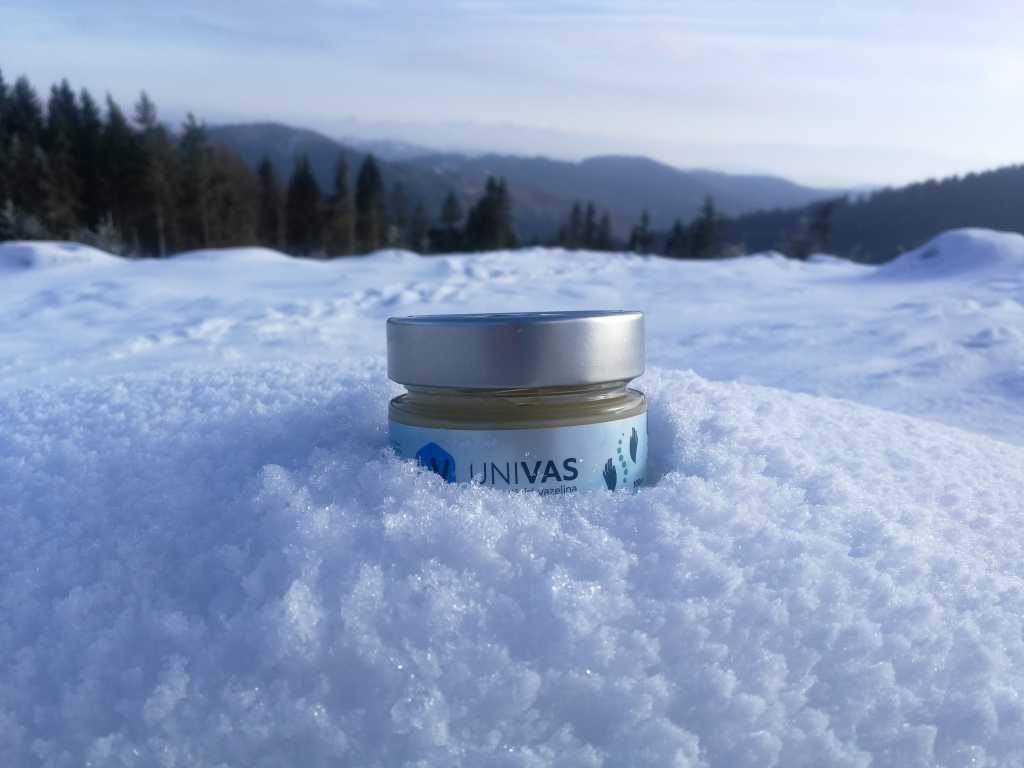 Ochrana pokožky v zime